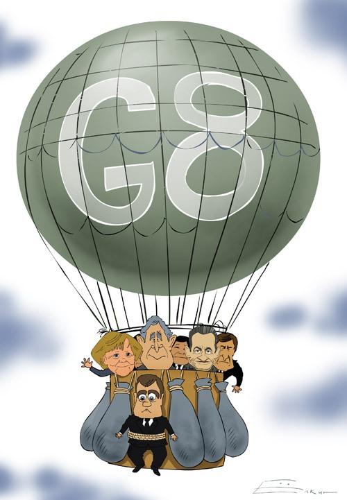 Конгресс США призвал исключить Россию из G8 и ввести санкции